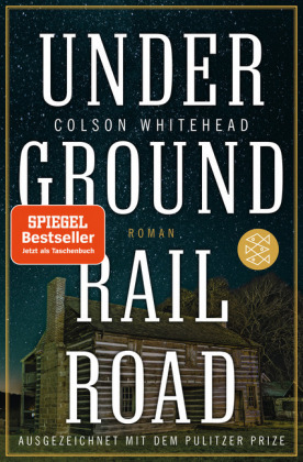 Whitehead: Underground Railroad